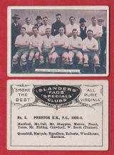 Preston North End Team